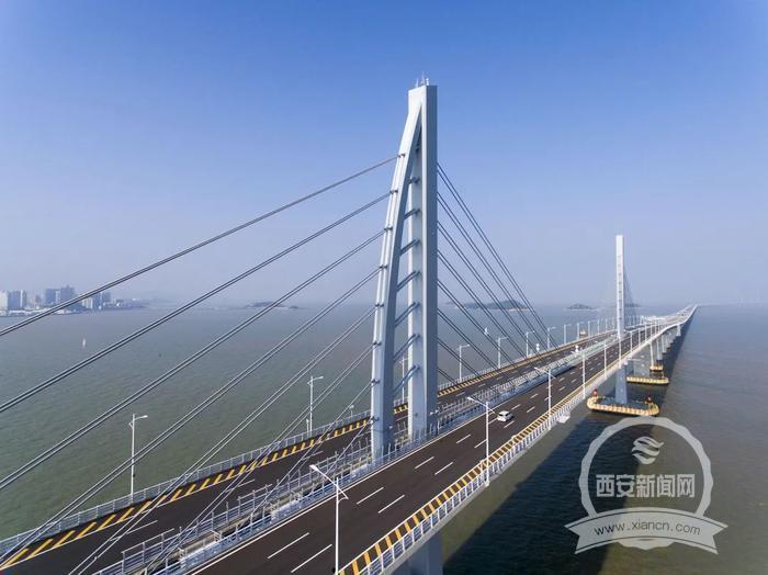 港珠澳大桥荣获国际桥梁与结构工程协会杰出结构奖