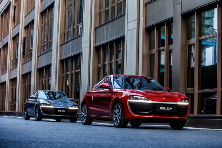 零跑汽车7月销量884台,1-7月总销量2614台