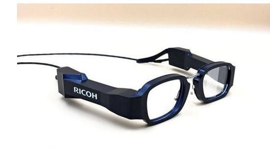 理光推出全球最轻智能眼镜 重不到50克