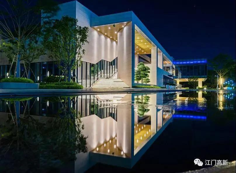 江海区再添一批公共文化服务设施 国庆后将对外开放