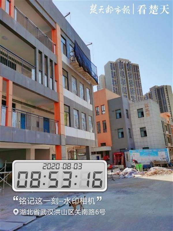 东湖高新区今年将启动12所新校建设,新建成3所学校已投入使用