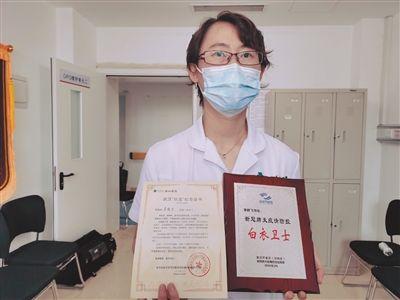 援鄂归来她签署器官捐献志愿表想为他人带来生的希望