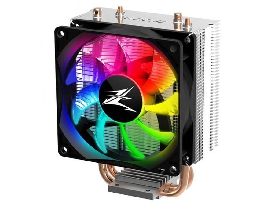 双热管设计 扎曼推出CNPS4X RGB散热器