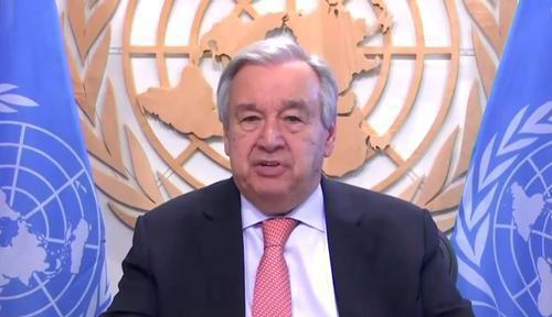联合国秘书长:警惕新冠疫情加剧学习机会不平等