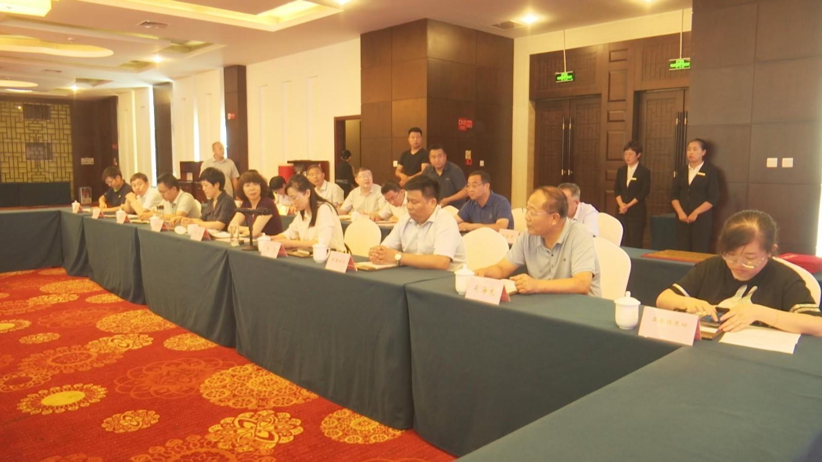 滨城区与山东科技大学机械电子工程学院签署战略合作!