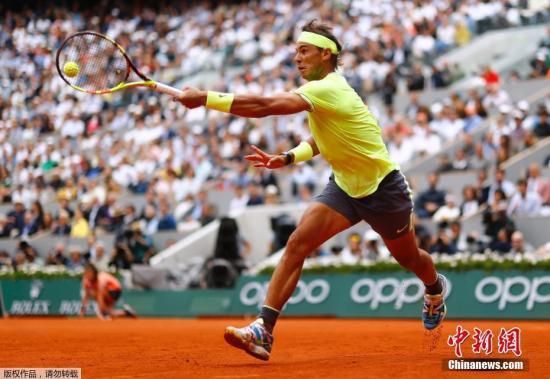 新冠疫情持续影响网球赛季 马德里公开赛宣布取消