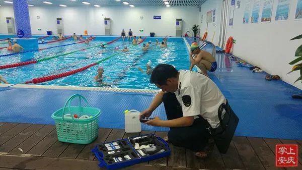 安庆市区游泳场(馆)专项检查结果来了!