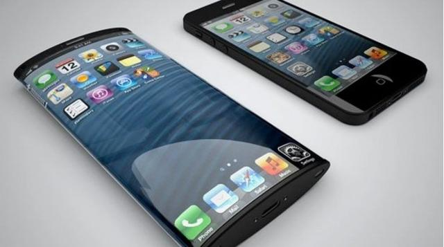 新专利显示苹果研究曲面iPhone机身