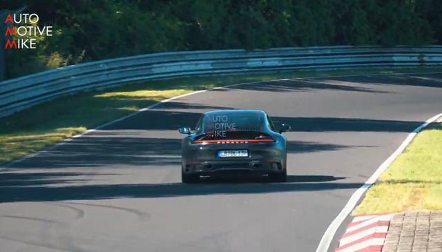 保时捷911 GTS  动力配置或提升