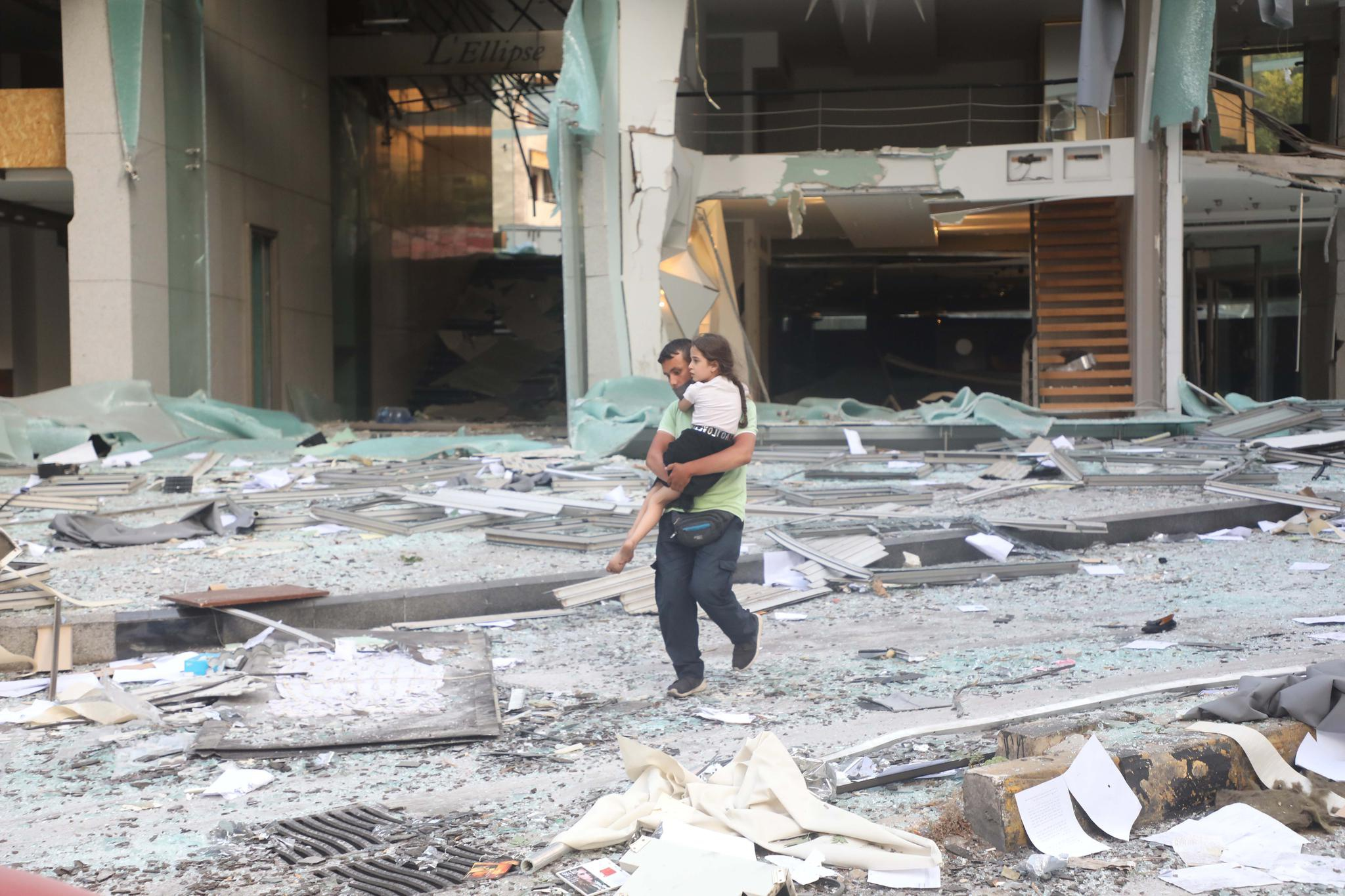 黎巴嫩首都大爆炸造成30万人无家可归,占首都人口20%!