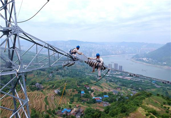 国网重庆电力持续优化营商环境 重大供电项目落户涪陵