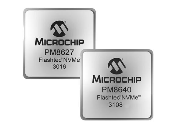 美国微芯新发PCIe 4.0 SSD主控:低功耗飙上6GB/s