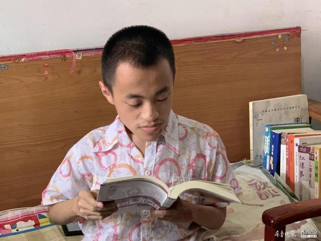 """山东大学抛出橄榄枝,邹城""""瓷娃娃""""徐辰杰圆梦有望"""