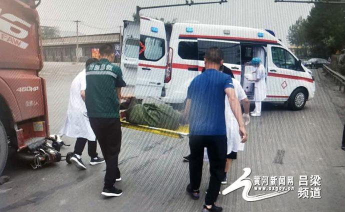 汾阳:快速反应雷霆救援 警医联动护航生命