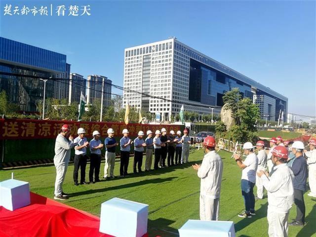 武汉最长地下综合管廊高新大道段主体完工