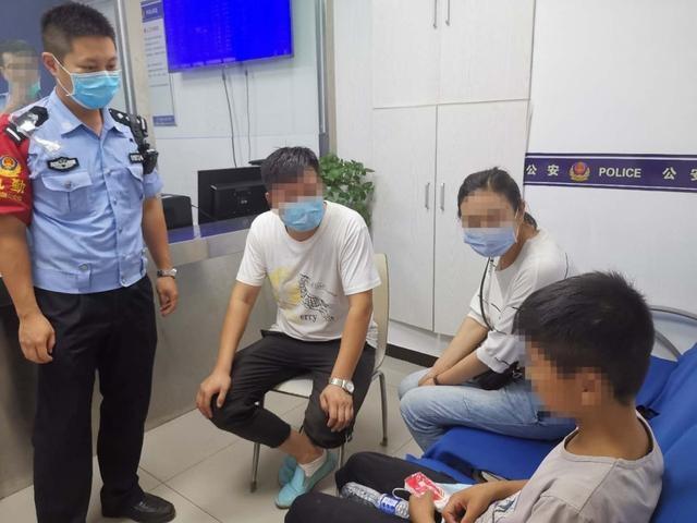5天内,北京铁路民警处置2起孩子离家出走警情