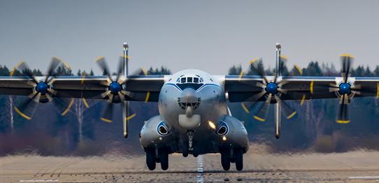 俄将研制比C-17大运输机,一次能投多辆战车,但比安-124还是弟弟