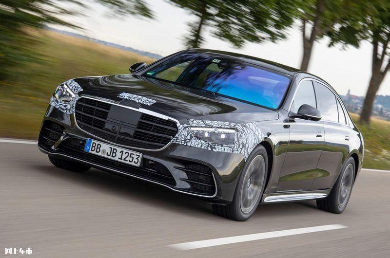 奔驰全新一代S级下月发布!保留V12发动机,轴距尺寸再加长