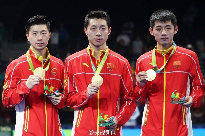 国乒奥运模拟赛参赛名单和小组赛抽签结果出炉