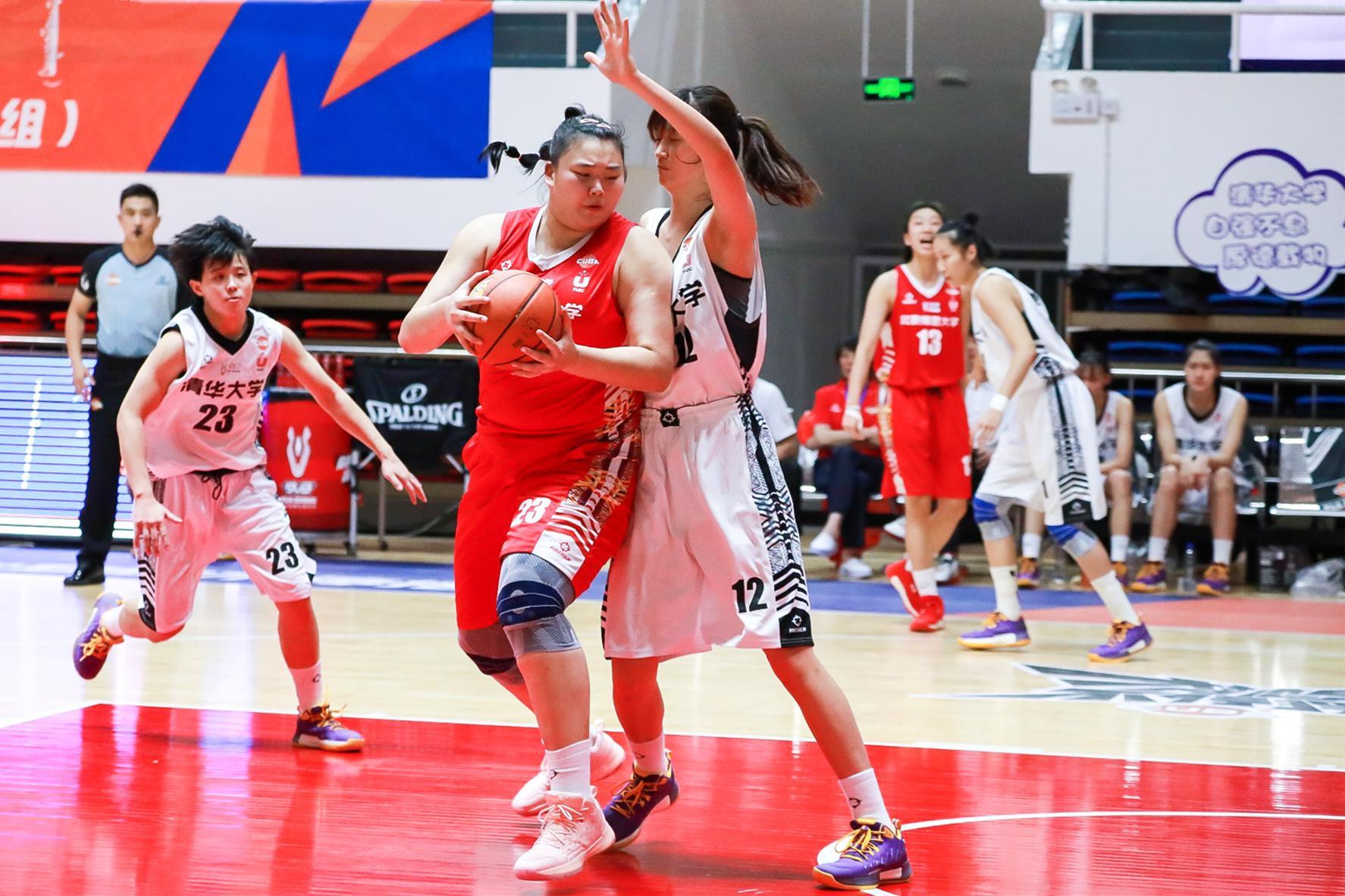 北师大女篮惊险逆转 夺CUBA队史第八冠