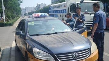 济宁开展非法营运集中治理 28辆违法违规车辆被查扣