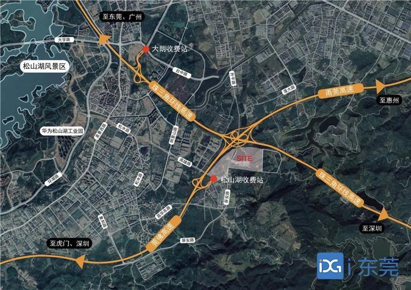 香港城市大学(东莞)项目一期设计招标