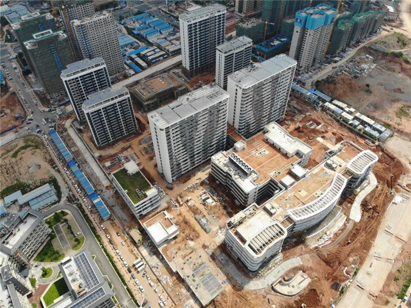 前海人寿广西医院有望年内开业 南宁五象新区新添大型医疗配套