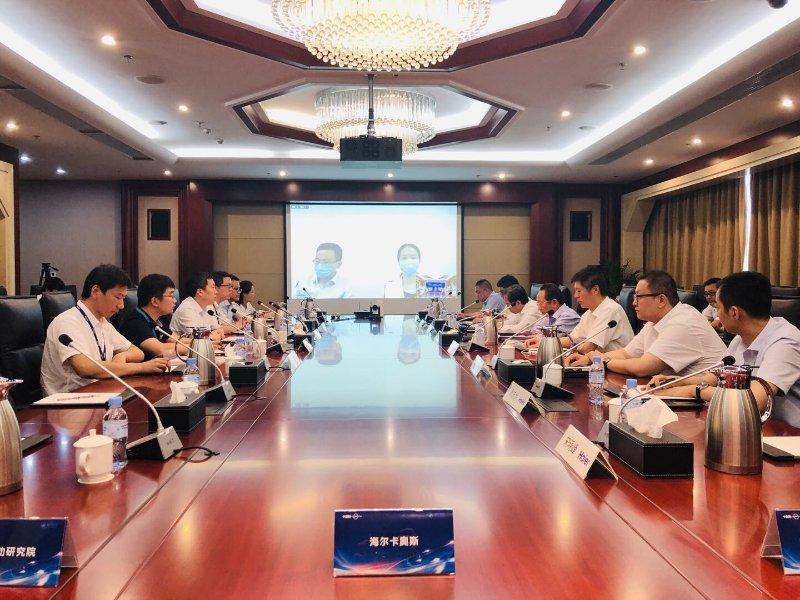 山东移动三方战略合作签约 ,共建5G工业互联网产业示范区
