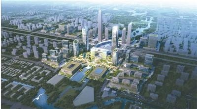 杭州想在西部科技创新走廊建设一个58平