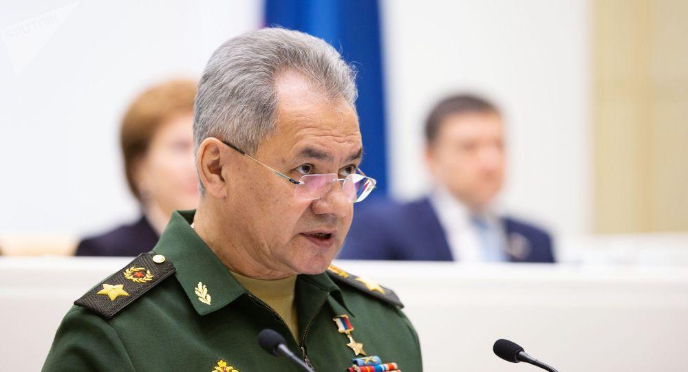 俄防长:国际军事比赛参赛者将进行两周隔离并接受新冠病毒检测