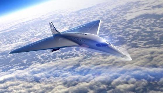 时速高达3700公里 传奇富豪布兰森要造超音速客机