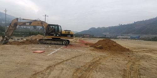 凤庆南养护工区项目正式启动