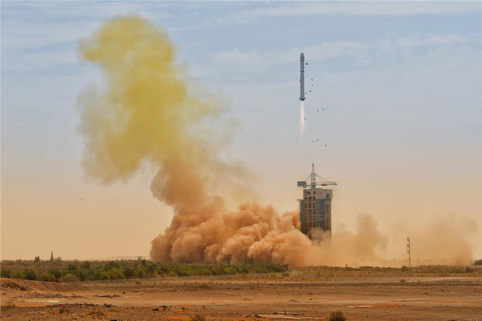 长征二号丁运载火箭30年50发全部成功