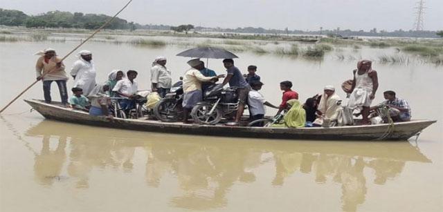 印度比哈尔邦发生3起船只倾覆事故 致至少14人死亡多人失踪