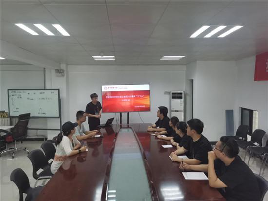西安培华学院学生组建全媒体文化传播实践队 走进富平调研美丽乡村建设
