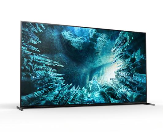 """索尼Z8H 8K液晶电视 有""""芯""""有颜兼备众多黑科技"""