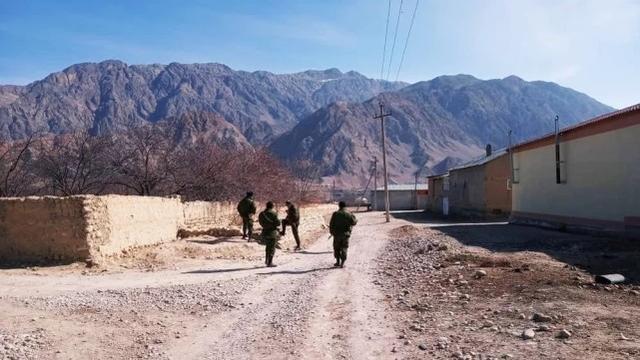 塔吉克斯坦不明人员开枪打伤吉尔吉斯斯坦边防士兵