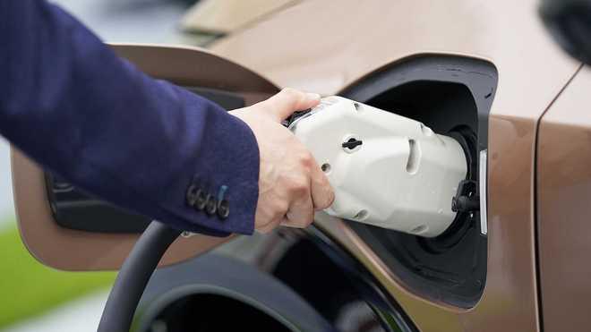 双电机/电动四驱真香 日产Ariya将明年国产上市