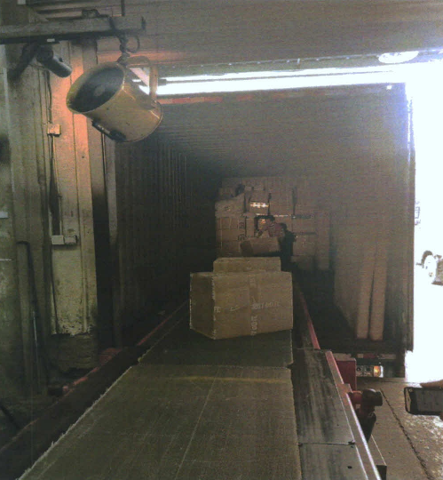 男子寄10桶危化品被公诉 液体泄漏致2名快递员中毒