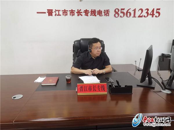 晋江市水利局:今年实现行政村农村污水处理全覆盖