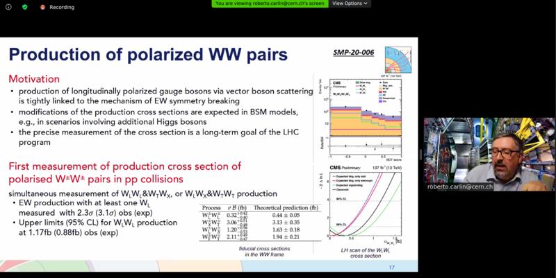 北大高能团队在玻色子散射领域取得重要进展