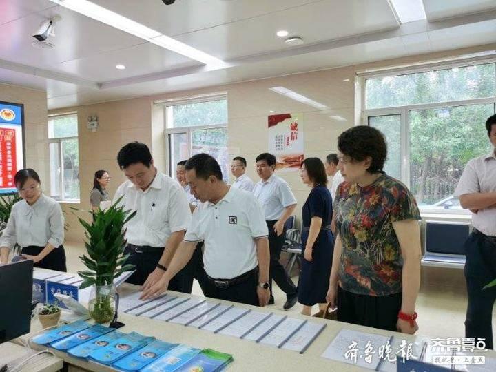 广饶县司法局到市人民调解中心参观交流