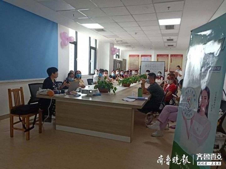 给宝宝最珍贵的礼物,淄博市妇幼保健院产科母乳喂养科普宣传
