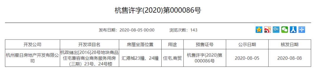 单价3.5万以上楼盘不能领证?卖地收入第一的杭州紧急回应