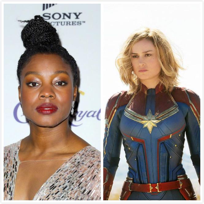 黑人女导演尼娅·达科斯塔将执导漫威新片《惊奇队长2》