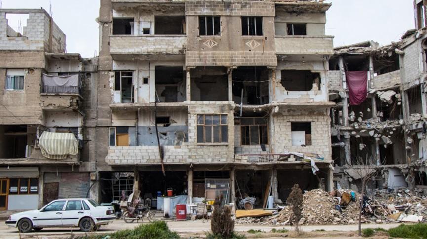 大马士革农村省 受访者供图