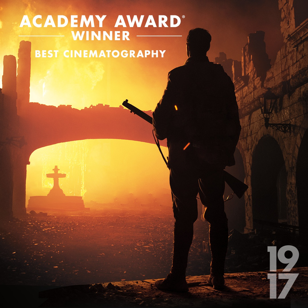 求变的门德斯:一镜到底拍《1917》不是让你欣赏战争背景的