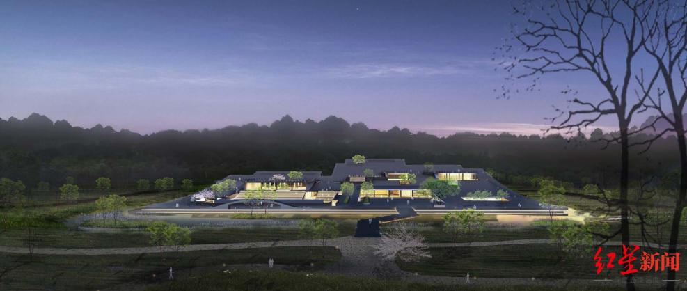 邛崃首座大型博物馆2021年开门 收藏邛窑瓷器等