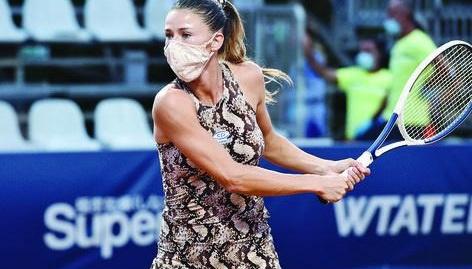 九成球员没有遵守隔离令,女子网球重启首站暴露防疫大漏洞
