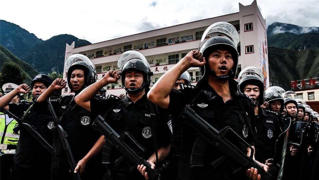 k5电竞官网:阿坝严格管理警察